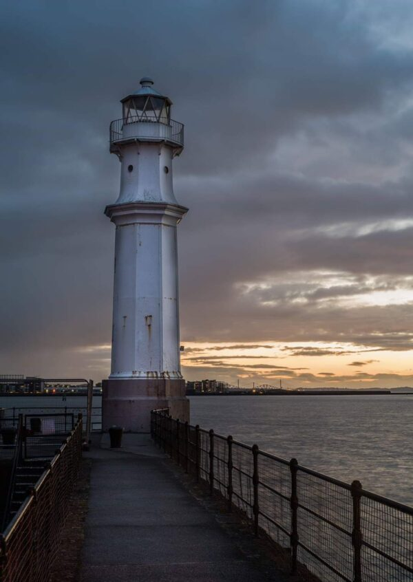Newhaven Lighthouse Edinburgh