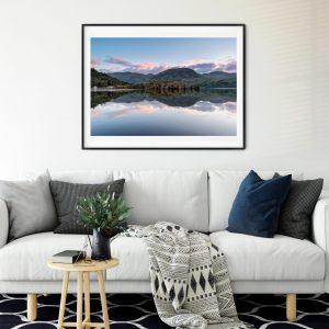 Loch KAtrine Print Loch Lomond