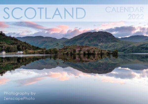 Scotland Calendar 2022
